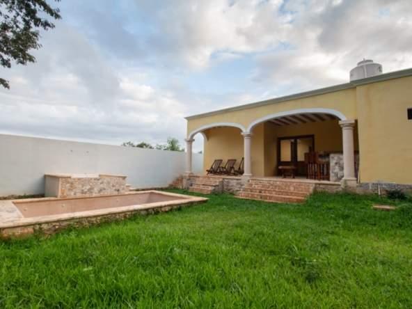Casa Izamal - Piscina