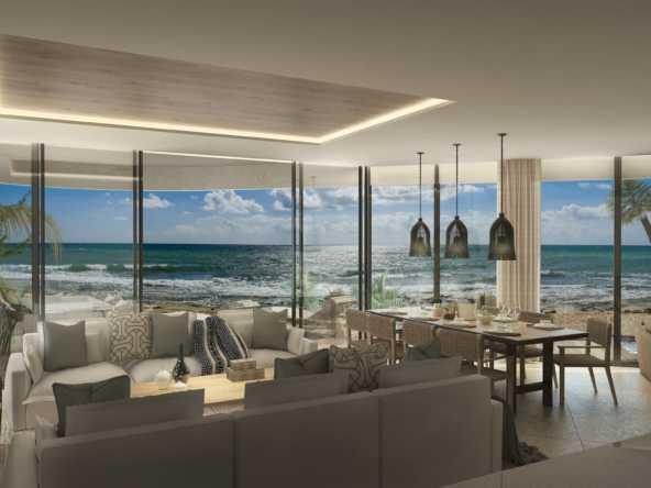 101 Villa Marina-area social