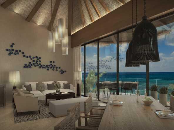 203 Villa Indigo-area social
