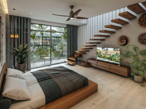 32 - TWO BEDROOM LOCK OFF PH