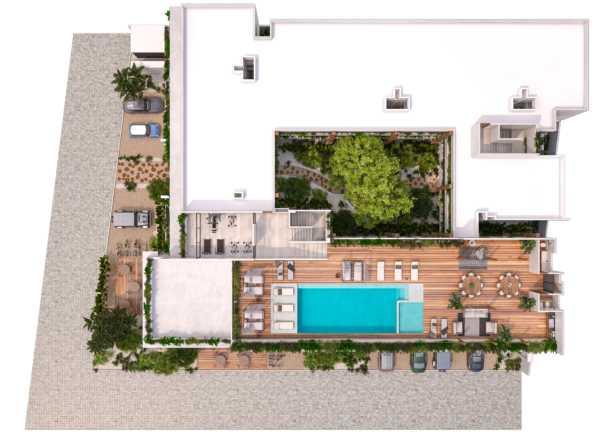 6.14. Roof Garden - PalAlma Tierra