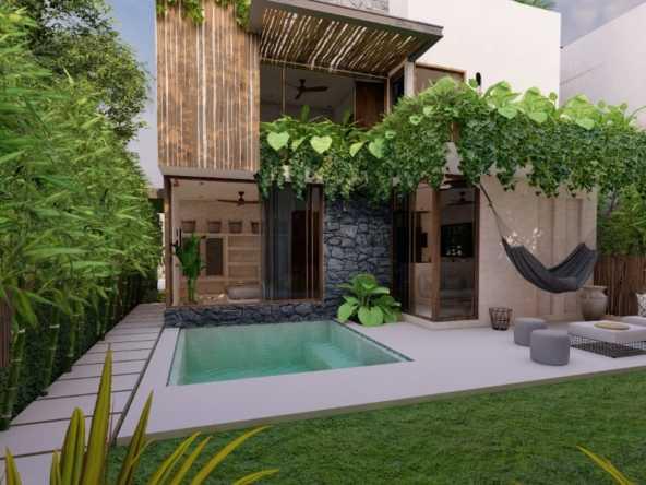 Garden option A