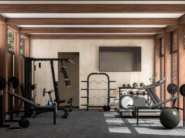Gym (Paam Cheel)