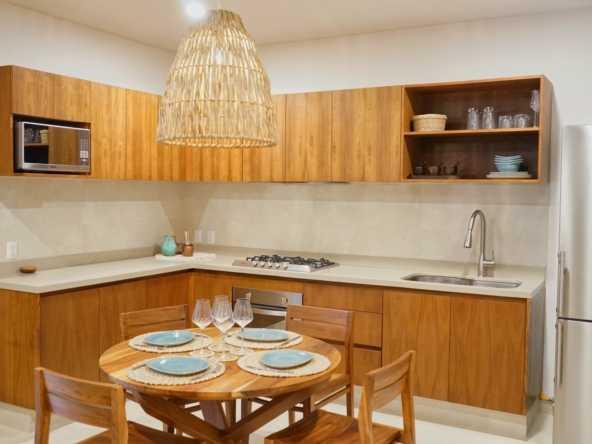 Model A kitchen