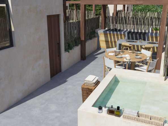 Roof Garden 1 (Paam Cheel)